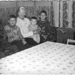Babcia mamy Janiny 1900